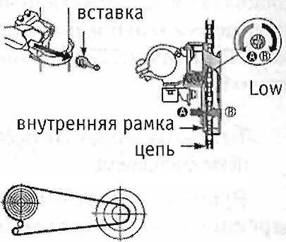 Схема электрооборудование ваз 21124
